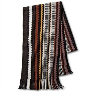 Missoni Zig Zag Winter Scarf